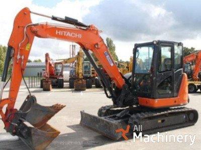 HITACHI Hitachi ZX 65 mini ekskavatoriai 1-7 t.