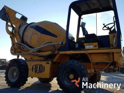 FIORI DB250S betono gamybos įrenginiai