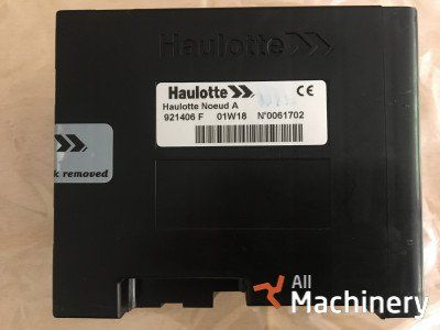 HAULOTTE 921406 F keltuvų elektros įrangos dalys