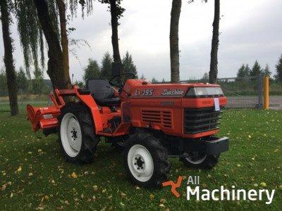 KUBOTA 1-195 ratiniai traktoriai