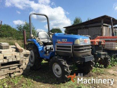 ISEKI TF-193 ratiniai traktoriai