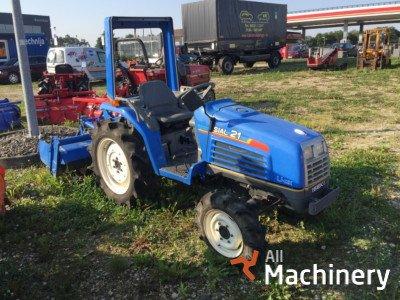 ISEKI TF-21 ratiniai traktoriai