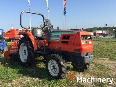 HINOMOTO NX-23 ratiniai traktoriai