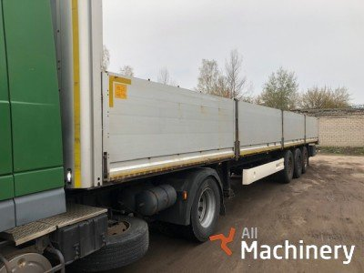 OTHER Wielton NS3 bortiniai sunkvežimiai