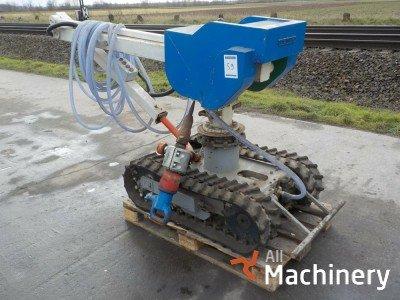 DEMTO DM280P kiti betono įrenginiai