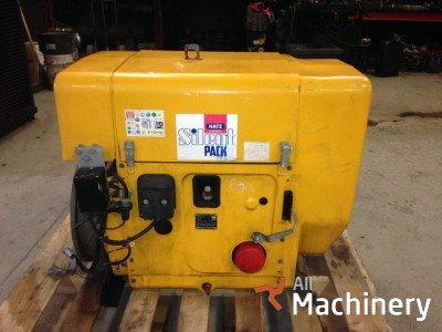 HATZ HATZ 3L41C naudoti dyzeliai varikliai