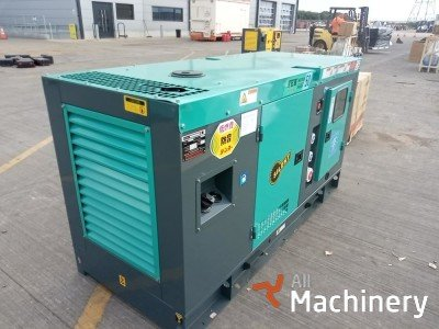 ASHITA AG 50 generatoriai 50-500 kw