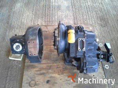 MANITOU MT 732, Gearbox krautuvų transmisijos ir vairo sistemos
